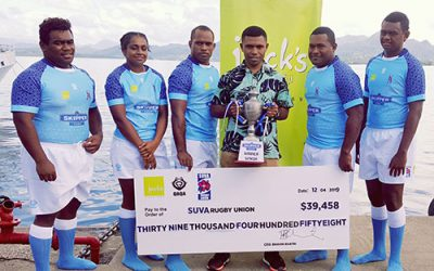 QAQA Seals Deal with Suva Rugby